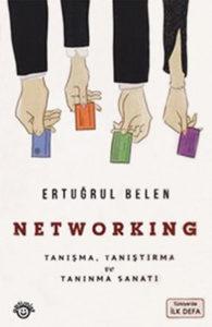 """Girişimciliğin 10'da 9'u Networkken buna sistematik yaklaşmamak elde değil. Çok kısa sürede okuduğum, fakat keyif aldığım bir kitap oldu. Üzerinde biraz daha zaman harcanarak okunursa çok daha verim alınabilir. Tanıştığımız her kişi için bir form doldurmak belki biraz ütopik olsa da, olayın ciddiyetini anlamak adına önemli. Doğuştan networkerlar ve sonradan olmak isteyenler için gerçekten güzel bir kaynak. Kitabın kendi tanıtımı ise şöyle: """"Tanımadığınız insanlarla nasıl rahatlıkla tanışabilir ve işbirliği yapabilirsiniz?! Girişimciliğin Altın Kuralları ortak yazarı Ertuğrul Belen'den, dünyada son dönemde başarının formülü olarak bilinen, Networking'le ilgili Türkiye'de yazılan ilk eser. Networking kitabı, iş dünyası ve sosyal yaşantınızı hayalleriniz doğrultusunda, ilişkilerle tasarlamanın önemine dikkat çekiyor. Hedeflerinize, ancak diğer insanlarla kurduğunuz güçlü bağlantılarla ulaşabileceğiniz fikrini ve bu süreçte Tanışma, Tanıştırma ve Tanınmanın inceliklerini ele alıyor. Networking bugüne kadar duyduğunuz pek çok şeye temas ediyor; iletişim, vücut dili, etkili konuşma, iş geliştirme, kariyer planlama, satış teknikleri, motivasyon, insan kaynakları, liderlik... Networking'i farklı kılansa; tüm bildikleriniz ve bu kitapta yeni duyacaklarınızı, doğru zaman, doğru mekân ve en önemlisi doğru çevreyle değerlendirdiğinizde yaşamınızda hemen hissedeceğiniz değişim olacak."""""""